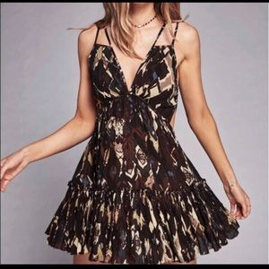 Free People sumia Dress